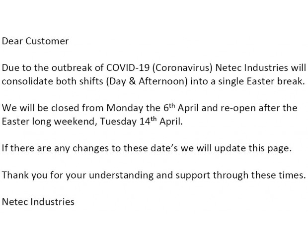 covid 2 easter